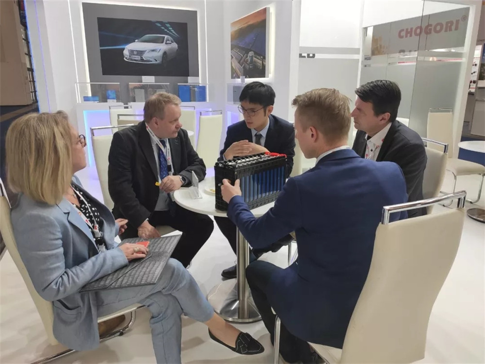 CALB Shows Up at 2019 Power2Drive Europe Charging Facility Exhibition in Munich Germany